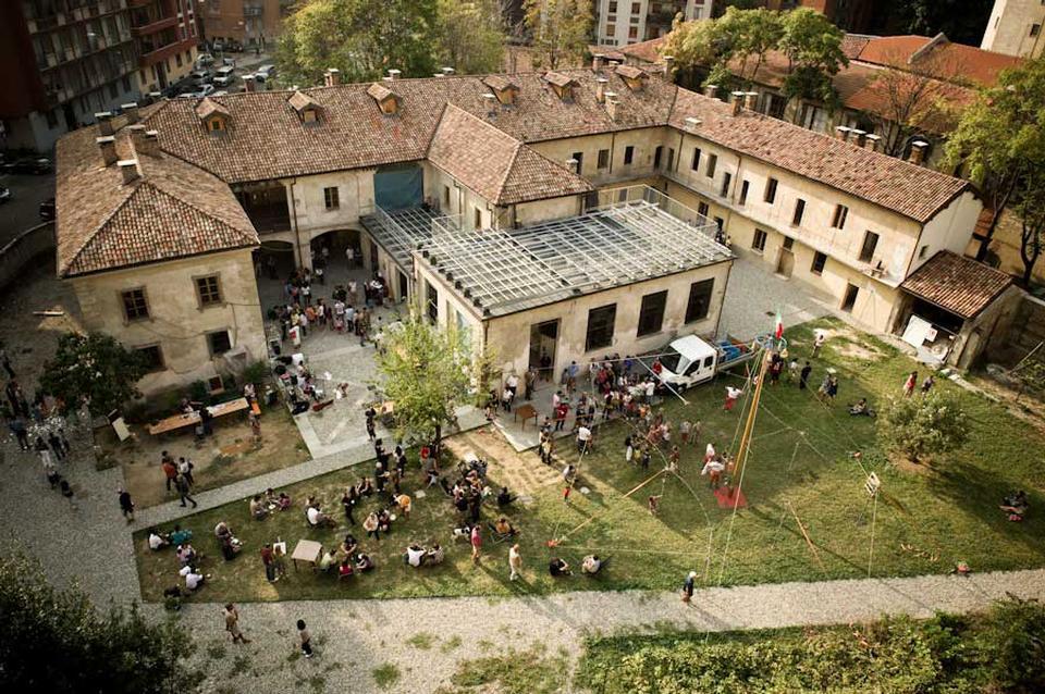 Cascina cuccagna e giacimenti urbani insieme per la for La cascina cuccagna milano
