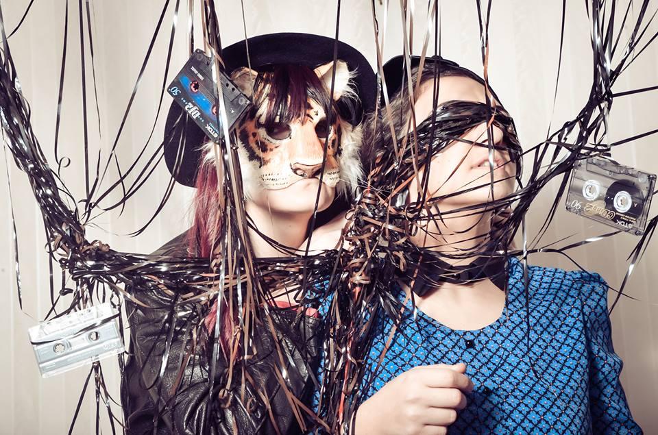 (IO e LA TIGRE in una foto di Sonia Formica)